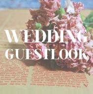 wedding guest look